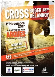 Cross Roger Delannoy 2017